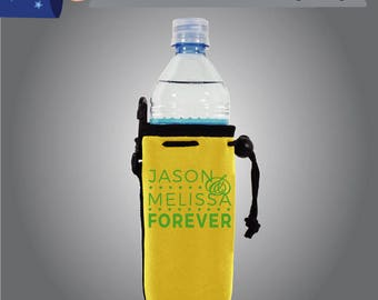 Name & Name Forever Water Bottle (WB-W6)