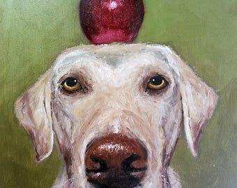 An apple a day ....