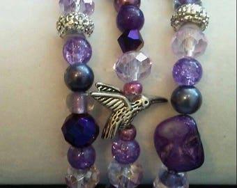 Hummingbird bracelets