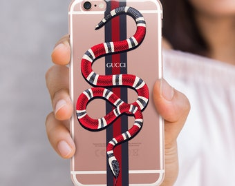 Gucci Iphone 8 case Iphone 7 Plus Case Gucci Iphone 7 Case Iphone 6s Case Samsung S8 Case iPhone 6 Case Gucci iPhone 5s Samsung Edge  YI026