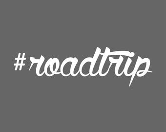 Roadtrip Decal