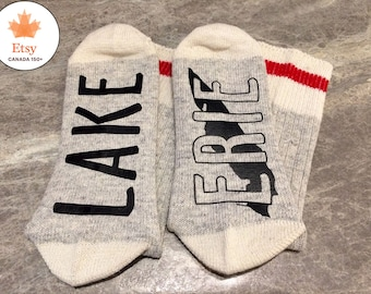 Lake ... Erie (Socks)