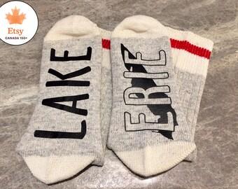 Lake ... Erie (Socks)