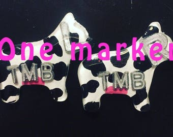 ONE MARKER Cow Lead Markers/Xray Markers