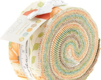 Last One!!! Refresh Jelly Roll by Sandy Gervais for Moda Fabrics - Refresh Jelly Roll - Sandy Galvis Jelly Roll - Moda Fabrics Jelly Roll