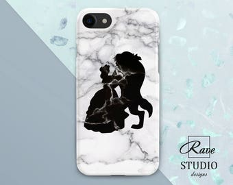 Disney beauty and the beast iPhone 6 Disney case iPhone 6 case Disney iPhone 7 case disney iPhone 6 marble case Marble iPhone 7 iPhone7plus