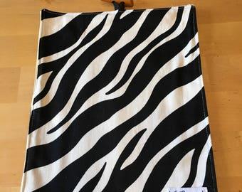 zebra tablet sleeve