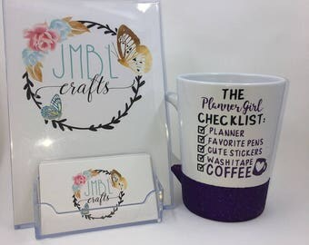Checklist coffee mug