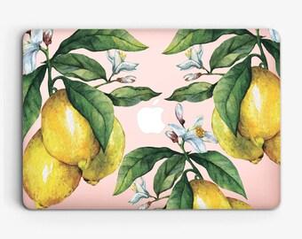 Lemon Macbook Case Macbook Pro 13 Marble Macbook Pro 15 Case Hard Pro 13 Marble Case Macbook Pro 13 Case Marble Macbook Pro Case AC2023