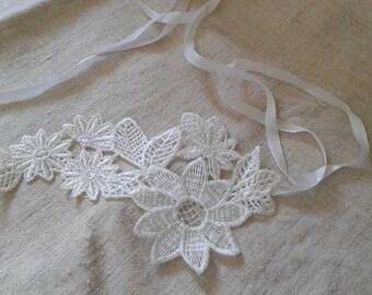 "headband ""attractive lace Wall lamp"""