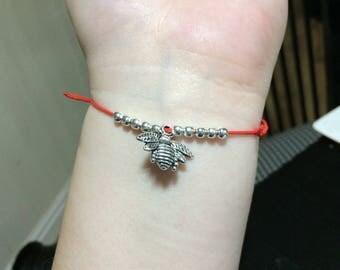 Manchester & London support Bracelet