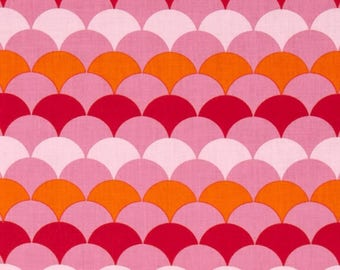 coupon child Robert Kaufman HELLO TOKYO patchwork fabric