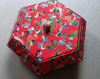 Japanese Washi paper box