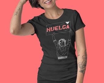 Dolores Huerta - Chingona - Latinx Feminist - T-Shirt