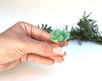 Felted Succulent,Wool Succulent,Succulent Mini,Fake Plant,Fake Succulent,Felted Plant,Gift,Handmade Plant,Plant Gift,Wool Plant,Decor,Wool