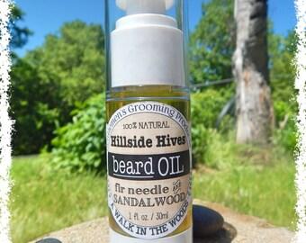 Beard Oil - Gentleman's Grooming Products - Sandalwood