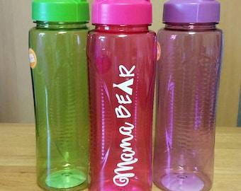 Mama Bear 25oz Water Bottle