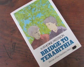Bridge To Terabithia by Katherine Paterson Juvenile Fiction