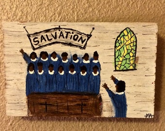 Salvation (Southern Music Series)