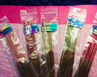 SOFT SPIRIT Incense Sticks