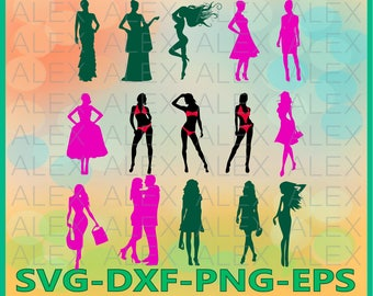 70% OFF, Woman svg, Woman Silhouette png, eps, svg, dxf, Woman Clipart, Woman SVG Files, Woman Vinyl, Woman Vector files