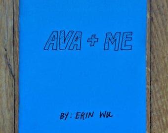 Ava + Me - a mini comic