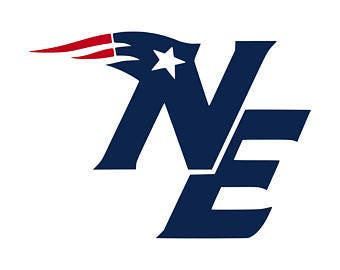 New England Patriots .svg file for Cricut and Silhouette