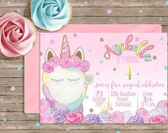 Frame mockup modern frame mockup bedroom mockup golden invitation mockup birthday mockup birthday invitation pink invitation mockup unicorn invitation stopboris Choice Image