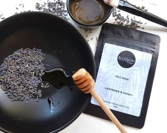 Lavender & Honey Facial Mask - 30g
