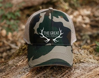 The Great Pacific Northwest | Antler hat