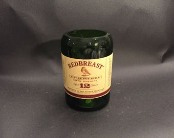 Redbreast 12 Year Irish Whiskey Bottle Soy Candle. 750ML. Made To Order !!!!!!!