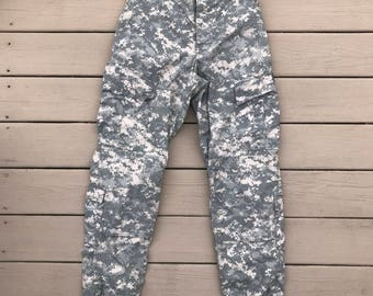 Digital Camouflage Army Pants