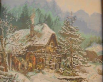 Handmade Gobelin 78/50