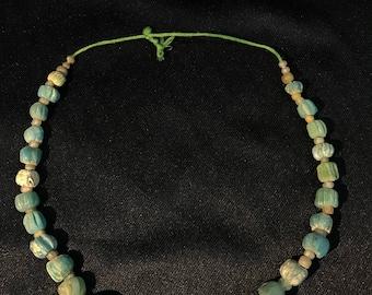 Ancient Roman Glass Beads