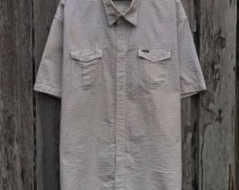 Vintage!!! Rare carhart short sleeves shirts
