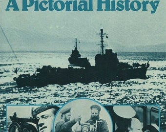 S Sailor A Pictorial History Hardback 19777 by Alan McGowan Life Aboard the Worlds Fighting Ships
