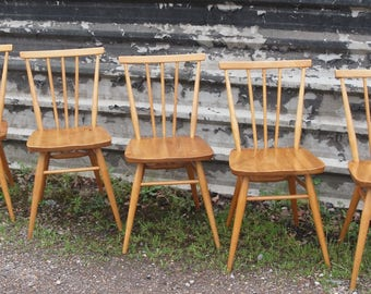 5 Ercol 391 All Purpose Chairs - NOW SOLD but More Coming Soon !!!!!