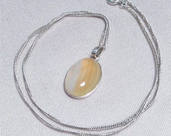 Sterling silver chain Ophir