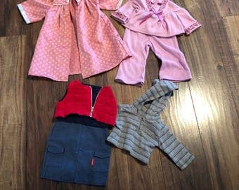 American girl pleasant company doll clothes