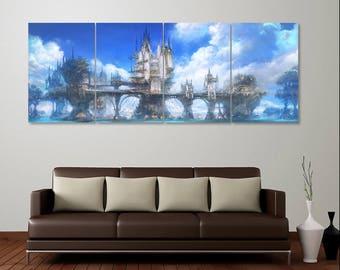 Final Fantasy XIV Online: Limsa Lominsa 4 Piece Set