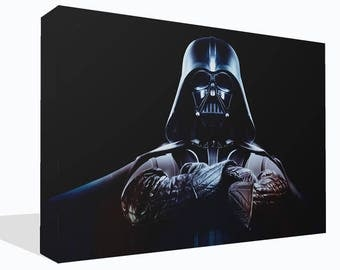 Star Wars Lord Darth Vader Canvas Art Print or  Picture Photo Poster