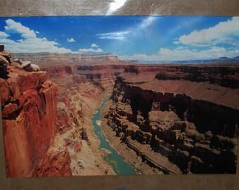 Signed AWESOME Grand Canyon JOHNSON PHOTOGRAPH