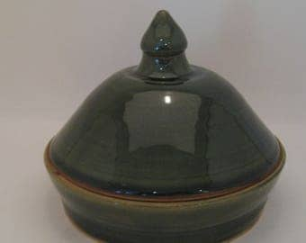 Wheel Thrown Pottery Casserole