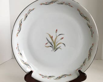 "Vintage Hira Fine China Japan Nora Pattern 4181 12"" Chop/Serving Plate"