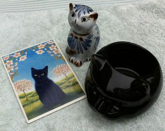 Ceramics for cat lovers