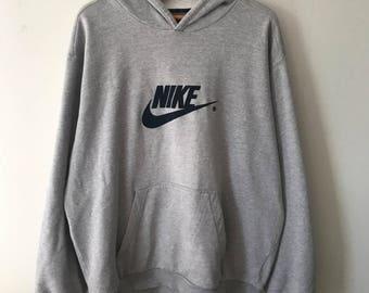 Retro Nike Hoodie, size XL