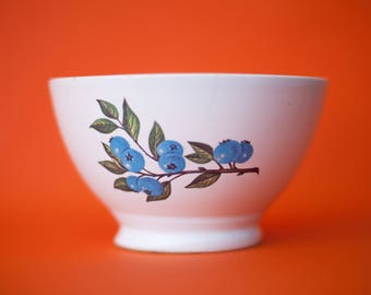 "Vintage ""Faianças Primagera"" bowl / made in Portugal"