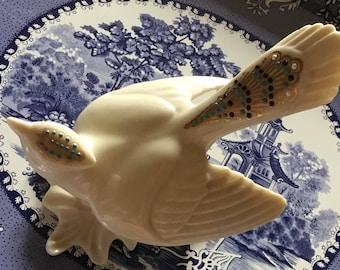 LENOX china JEWELS COLLECTION Blue Jay Bird Figurine