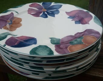 Victoria & Beale TOUJOURS 9002 Dinner Plates - Set of 8