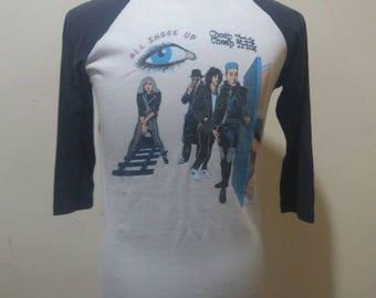 Vintage cheap trick tour 1980 jersey ringer shirt